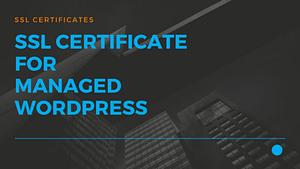 SSL Certificate for Managed WordPress 01