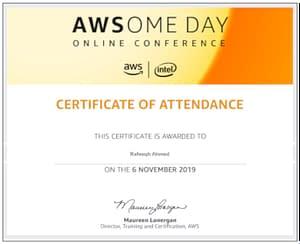 AWSome Online Seminar