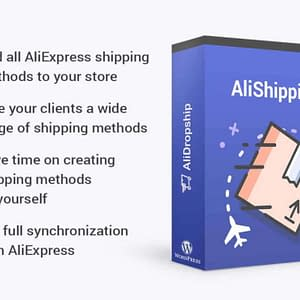 alishipping plugin - aliexpress shipping options 01