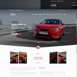 autozone car dealer wordpress theme car rental wordpress theme 01