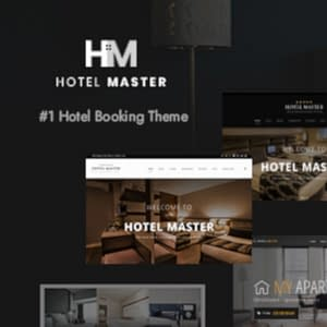 hotel master wordpress theme hotel booking wordpress theme 01