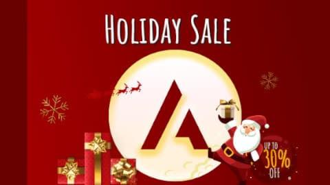 WP Astra Christmas Holiday Sale