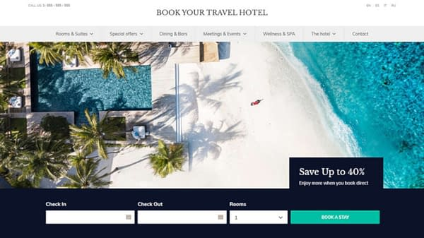 book your travel - online booking wordpress theme 03