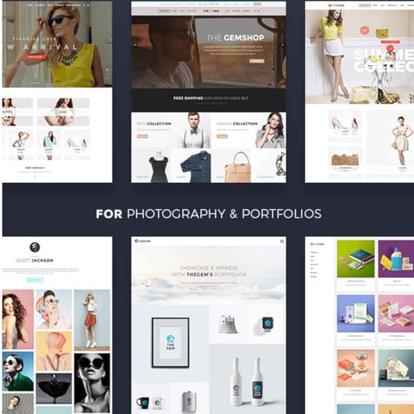 the gem multipurpose theme 02