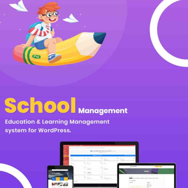 weblizar school management system 01