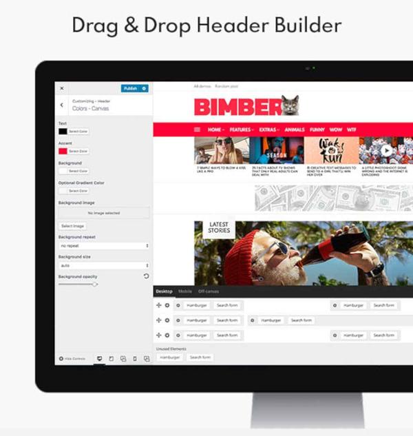Bimber Viral Theme Viral Magazine WordPress Theme 02