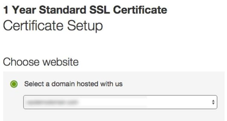 Fig 02 : Install SSL Certificate for Managed WordPress