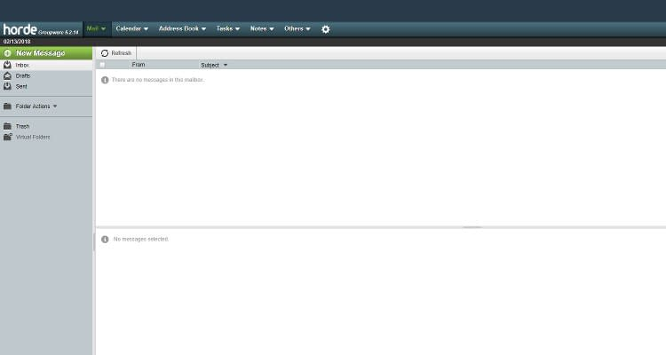 Fig 10 : How to Create new email account using cPanel