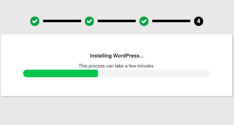 Fig 07 : Setup Managed WordPress Hosting