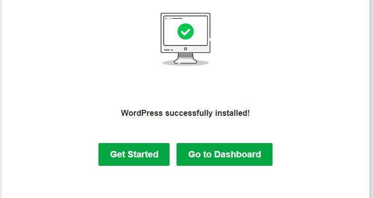 Fig 08 : Setup Managed WordPress Hosting