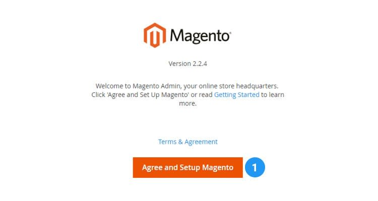 Fig. 05: Install Magento 2 in XAMPP with Sample data