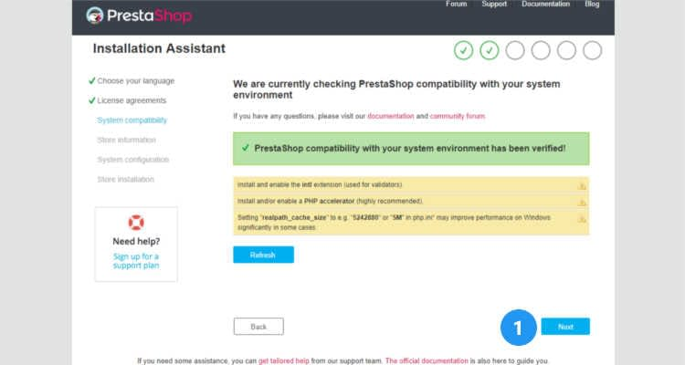 Fig. 03: How to install Prestashop in cPanel