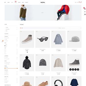nova prestashop 1.7.6.x theme for fashion business 01