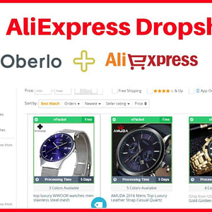 oberlo dropshipping app 01
