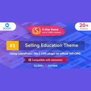 eduma education wordpress theme 01