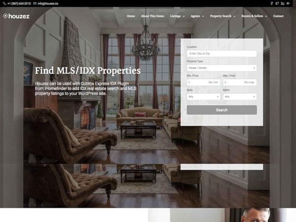 20 real estate wordpress theme