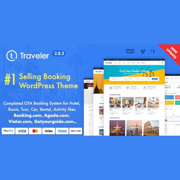 travel booking wordpress theme 01