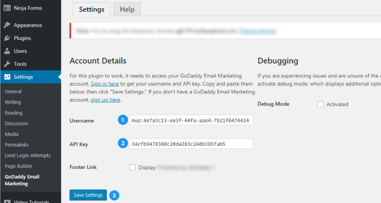 Fig. 07: Email Marketing - Install and Configure WordPress Newsletter Plugin