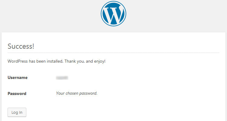 Fig. 12: How to install wordpress in cpanel