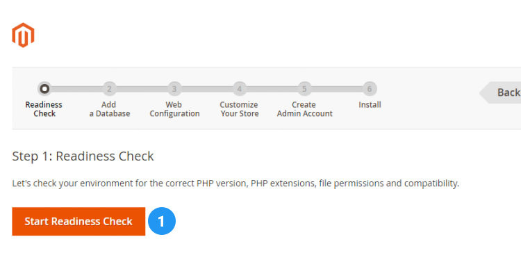 Fig. 06: Install Magento 2 in XAMPP with Sample data