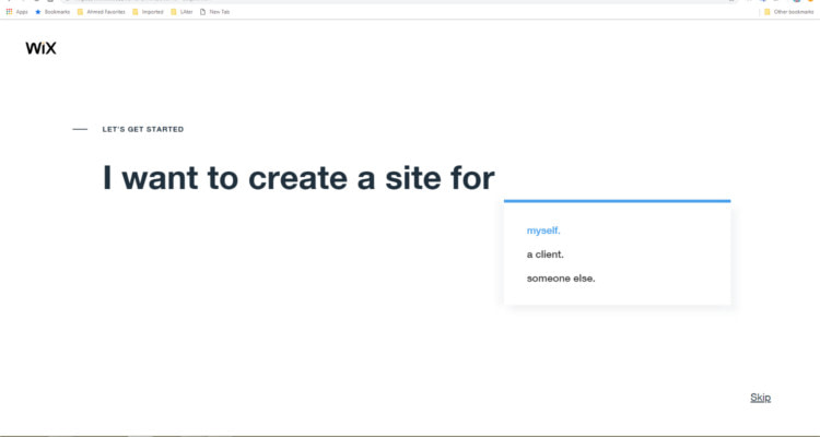 04 How to start a Wix online store