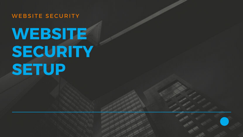 Website Security Setup 01 1