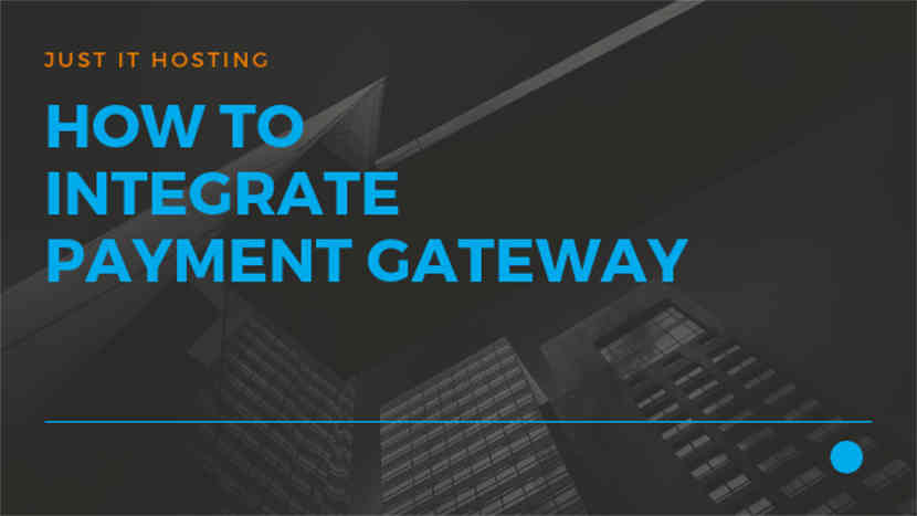 How to Integrate Payment Gateway